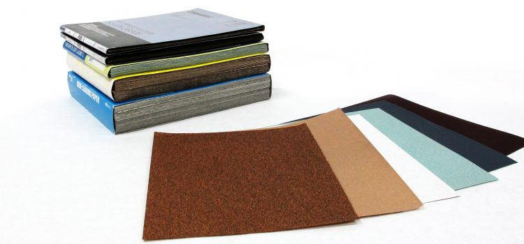 Different Abrasive Materials for Sandpapers