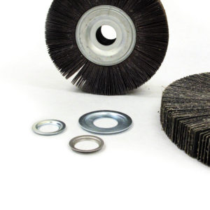 Unmount Flap Wheel-Reduce Bushing